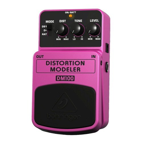 פדאל Behringer TT DM100 DISTORTION MODELER