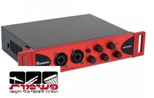 Soundtrack AUDIOBOX USB כרטיס קול 2.0 USB