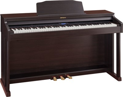 HP601 Contemporary Rosewood Roland פסנתר חשמלי
