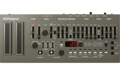 SH-01A Synthesizer Roland סינטיסייזר
