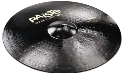 מצילת קראש Color Sound 900 16 Black Crash Paiste