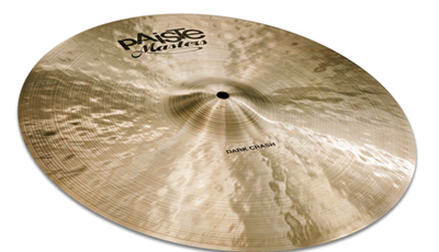 מצילת קראש Masters 17 Dark Crash Paiste