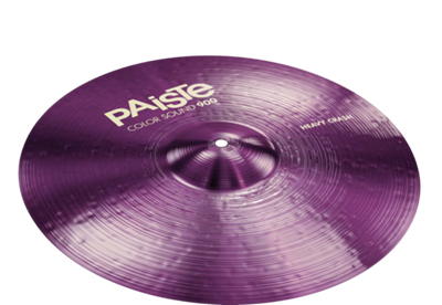 מצילת קראש Color Sound 900 16 Purple Crash Paiste