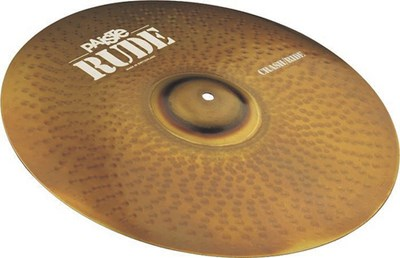 מצילת קראש רייד RUDE Crash Ride 18 Paiste
