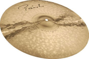 מצילת קראש Paiste Dark Energy 17 Crash