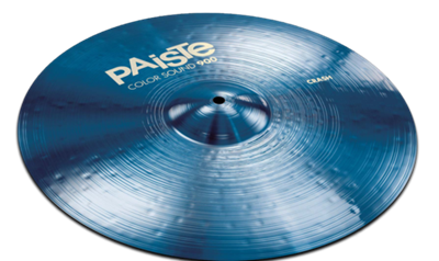 מצילת קראש 18 Color Sound 900 Blue Crash Paiste