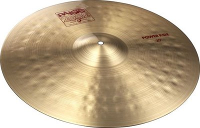 מצילת רייד 20 2002 Power Ride Paiste