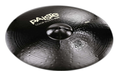 מצילת רייד שחורה 20 Color Sound 900 Paiste