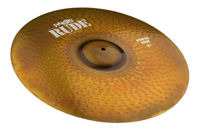 מצילת רייד 20 RUDE Power Ride Paiste