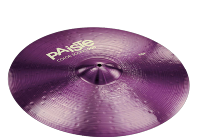 מצילת רייד סגולה 20 Color Sound 900 Ride Paiste