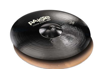 מצילת היי האט 14 Color Sound 900 Black Sound Hi-Hat Paiste