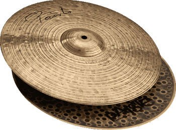 מצילת היי האט  Paiste Dark Energy 14 Hi-Hat