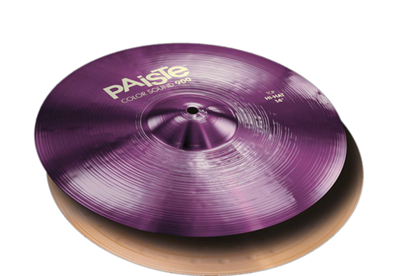 מצילות היי האט 14 Color Sound 900 14 Purple Hi-Hat Paiste
