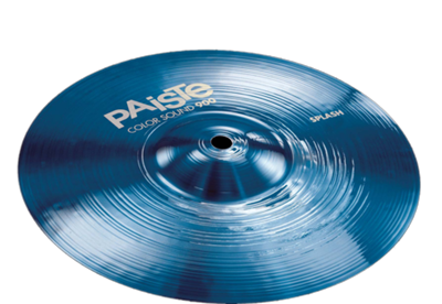 מצילת ספלאש 10 Color Sound 900 Blue Splash Paiste