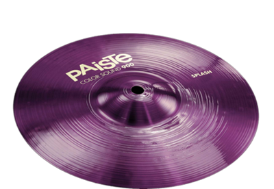מצילת ספלאש 10 Color Sound 900 Purple Splash Paiste