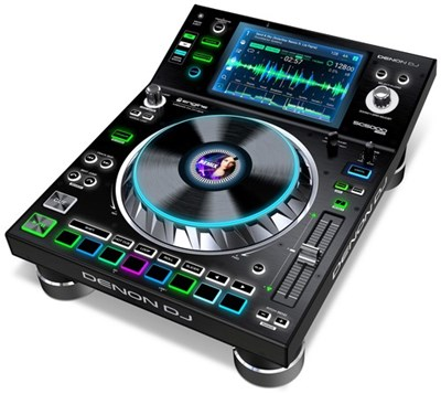 נגן מדיה SC5000 Prime Media Player Denon DJ
