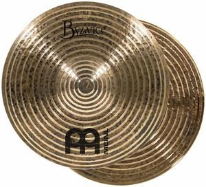 מצילת היי האט 13 Byzance Dark Spectrum Meinl high hat 13 B13SH