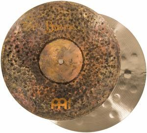 מצילת היי האט 13 High hat 13 B13EDMH Byzance Extra Dry Medium Meinl