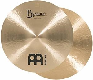 מצילת היי האט 14 High hat 14 Byzance Traditional Medium Meinl B14MH