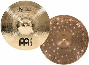 מצילת היי האט 14 High hat 14 Byzance Brilliant Serpents Meinl B14SH-B