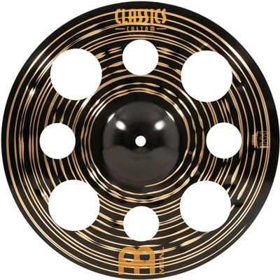 מצילת טראש קראש Classics Custom Dark 14 Trash Crash Meinl CC14DATRC