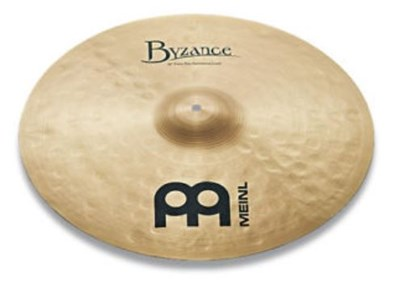 מצילה קראש Byzance 20-Inch Traditional Extra Thin Hammered Crash meinl B20ETHC
