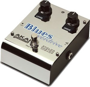 פדל בלוז אוברדרייב Blues Overdrive AKAI Professional