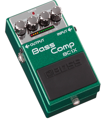 פדל קומפרסור BOSS BC-1X Bass Compressor