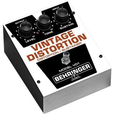 פדאל Behringer VINTAGE DISTORTION TT VD1