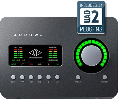 כרטיס קול Arrow Universal Audio