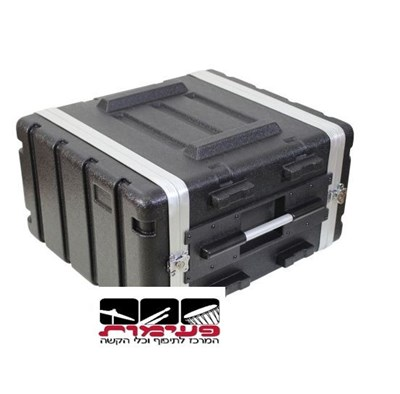 קייס 6U פלסטיק Speedcase C ABS-6U