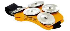טמבורין שטוח לרגל SONGWRITER FOOT TAMBOURINE Ortega